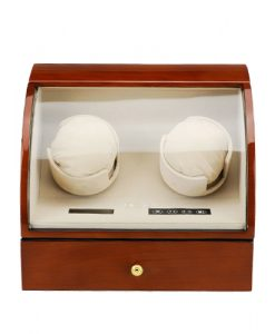 Double Watch Winder-90322DMC | Zoser